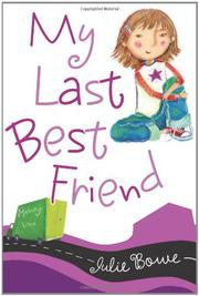 Book Cover for MY LAST BEST FRIEND