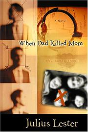 Book Cover for WHEN DAD KILLED MOM