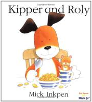 Cover art for KIPPER AND ROLY