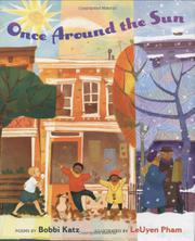 Cover art for ONCE AROUND THE SUN