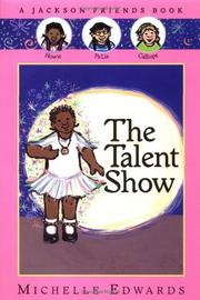 Book Cover for THE TALENT SHOW