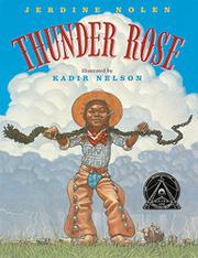 Book Cover for THUNDER ROSE