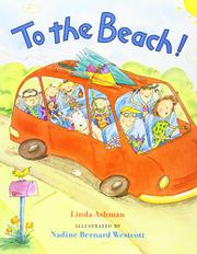 TO THE BEACH! by Linda Ashman