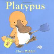 PLATYPUS by Chris Riddell