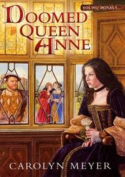 DOOMED QUEEN ANNE by Carolyn Meyer