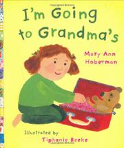 Cover art for I'M GOING TO GRANDMA'S