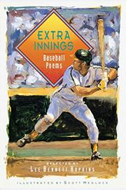 EXTRA INNINGS by Lee Bennett Hopkins