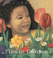 Book Cover for FLOWER GARDEN