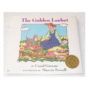 THE GOLDEN LOCKET by Carol Greene