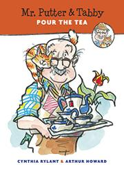 MR. PUTTER AND TABBY POUR THE TEA by Cynthia Rylant