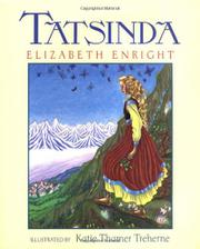 TATSINDA by Elizabeth Enright
