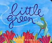 LITTLE GREEN by Keith Baker