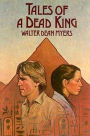 TALES OF A DEAD KING by Walter Dean Myers