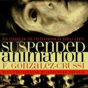SUSPENDED ANIMATION by F. González-Crussi