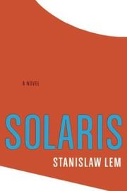 Cover art for SOLARIS