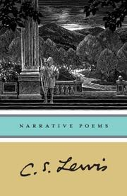 NARRATIVE POEMS by C.S. Lewis