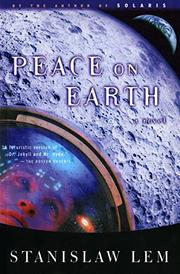 Book Cover for PEACE ON EARTH