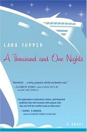 A THOUSAND AND ONE NIGHTS by Lara Tupper