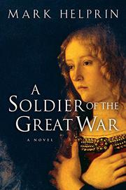 Book Cover for A SOLDIER OF THE GREAT WAR