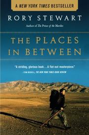 Cover art for THE PLACES IN BETWEEN