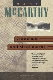 CANNIBALS AND MISSIONARIES by Mary McCarthy