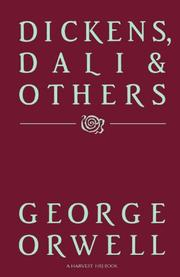 DICKENS, DALI AND OTHERS by George Orwell