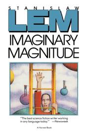 Book Cover for IMAGINARY MAGNITUDE