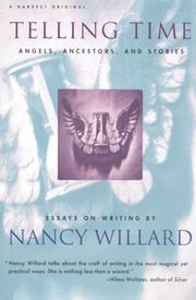 TELLING TIME by Nancy Willard