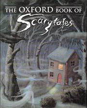 THE OXFORD BOOK OF SCARY TALES by Dennis Pepper