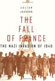 Cover art for THE FALL OF FRANCE