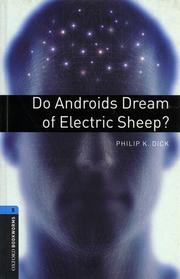 Cover art for DO ANDROIDS DREAM OF ELECTRIC SHEEP?