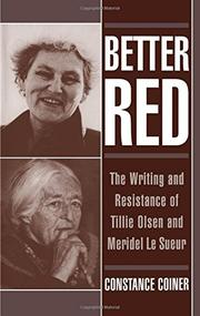 BETTER RED by Constance Coiner