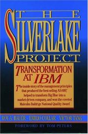 THE SILVERLAKE PROJECT by Roy A. Bauer