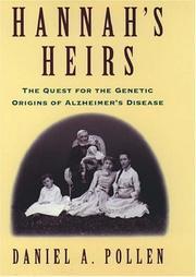 HANNAH'S HEIRS by Daniel A. Pollen