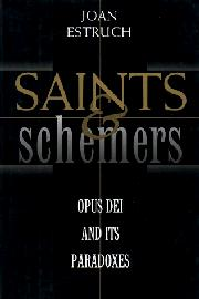 SAINTS AND SCHEMERS by Joan Estruch