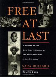 FREE AT LAST by Sara Bullard