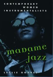 MADAME JAZZ by Leslie Gourse