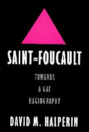 Cover art for SAINT FOUCAULT
