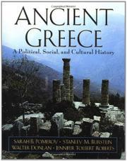 ANCIENT GREECE by Sarah B. Pomeroy