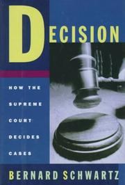 Cover art for DECISION