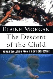 THE DESCENT OF THE CHILD by Elaine Morgan