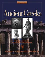ANCIENT GREEKS by Rosalie F. Baker