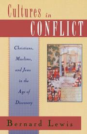 Cover art for CULTURES IN CONFLICT