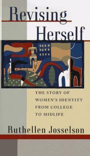 REVISING HERSELF by Ruthellen Josselson