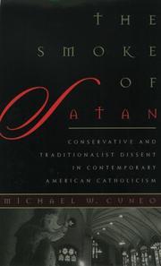 THE SMOKE OF SATAN by Michael W. Cuneo