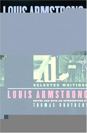 LOUIS ARMSTRONG by Louis Armstrong