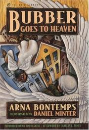 BUBBER GOES TO HEAVEN by Arna Bontemps