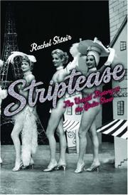 STRIPTEASE by Rachel Shteir