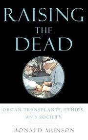 RAISING THE DEAD by Ronald Munson
