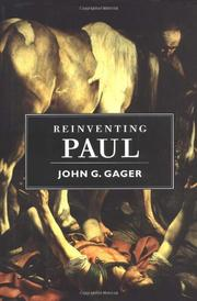 REINVENTING PAUL by John G. Gager